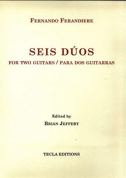 Ferandiere - Seis Dúos Picture