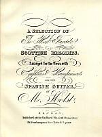 holst-scottish-melodies