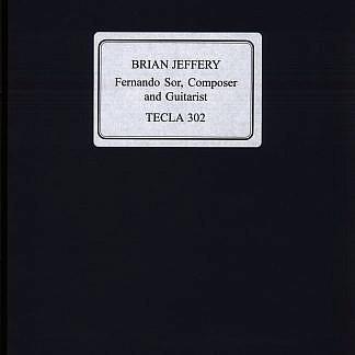 Jeffery - Fernando Sor Composer and Guitarist