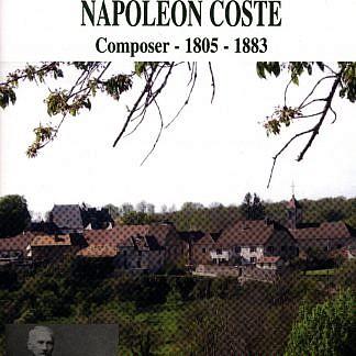 Napoleon Coste - Composer