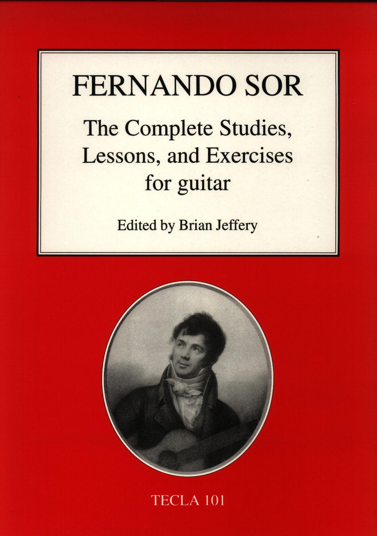 Sor's Complete Studies