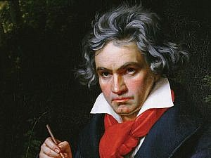 Picture of Beethoven