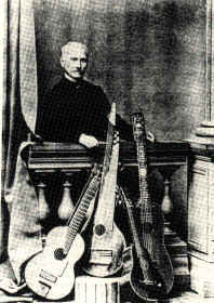 Napoléon Coste guitarist and composer: his biography is published by Tecla