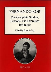 Sor, Fernando – The Complete Studies