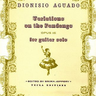 Aguado – Variations on the Fandango