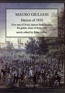Giuliani - Dances of 1810