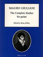 Giuliani - The Complete Studies