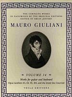 Mauro Giuliani complete works volume 34 - Web50