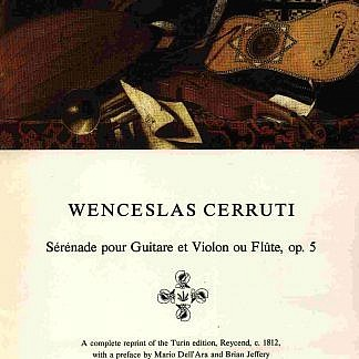 Cerruti, Wenceslas