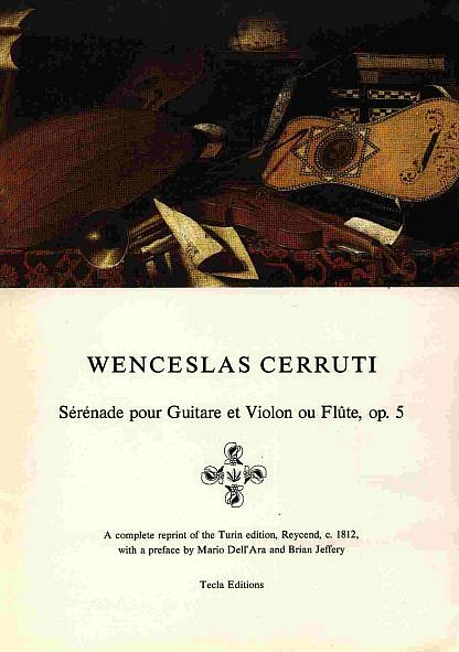 Cerruti, Wenceslas